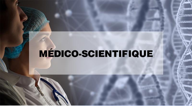 Médico-scientifique